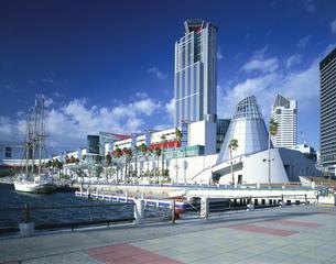 大阪ベイエリア ワールド・アジア太平洋トレードセンターの写真素材 [FYI03268454]