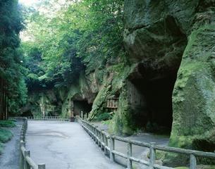 瑞厳寺 洞窟(修業場)の写真素材 [FYI03268499]