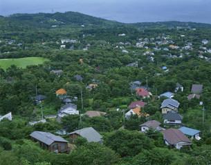伊豆高原の別荘地の写真素材 [FYI03268614]