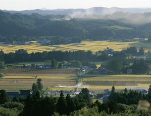 衣川古戦場を望むの写真素材 [FYI03268869]