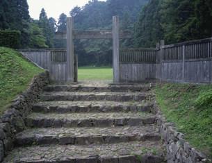 八王子城跡の写真素材 [FYI03269218]