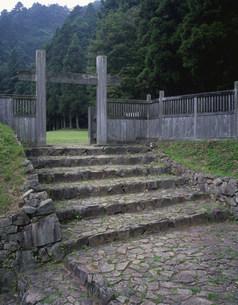 八王子城跡の写真素材 [FYI03269221]
