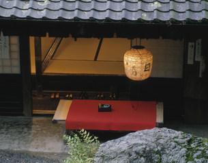 鮎茶屋の写真素材 [FYI03269600]