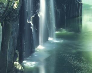 真名井の滝 高千穂峡の写真素材 [FYI03270496]