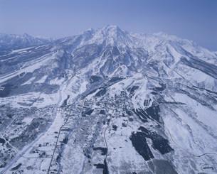 妙高高原スキー場群の写真素材 [FYI03273506]