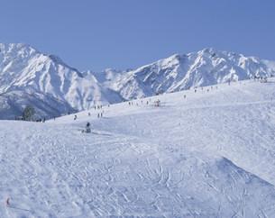 岩岳スキー場の写真素材 [FYI03273695]