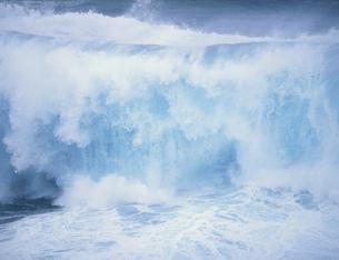 波の写真素材 [FYI03274893]