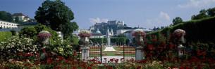 ミラベル庭園の写真素材 [FYI03275440]