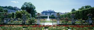 ミラベル庭園の写真素材 [FYI03275515]