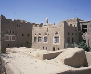 サーダ旧市街の写真素材 [FYI03276709]