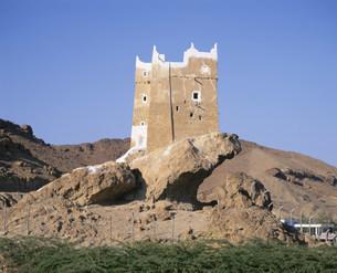スルタン・アル・ゴイジャー城の写真素材 [FYI03276721]