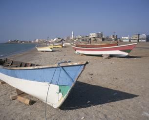 モカの浜辺 2月 イエメンの写真素材 [FYI03277805]