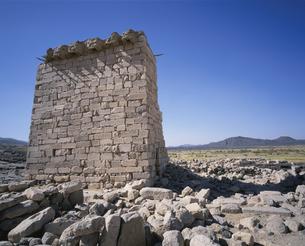 オールド・ダム水門跡  マーリブ イエメンの写真素材 [FYI03277818]