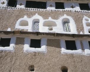 サーダ旧市街 2月 イエメンの写真素材 [FYI03277820]