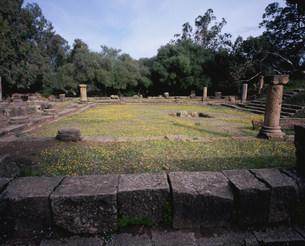 ティパサ遺跡無名神殿の写真素材 [FYI03278102]
