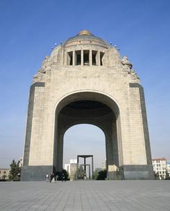 革命記念塔の写真素材 [FYI03279637]