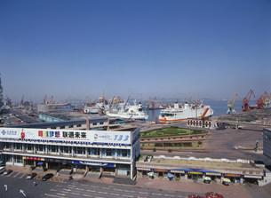 大連港の写真素材 [FYI03281064]