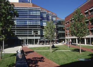 ハーバード大学の写真素材 [FYI03281132]