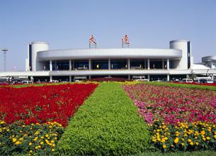 大連空港の写真素材 [FYI03281160]