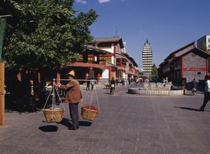 東寺街の写真素材 [FYI03281506]