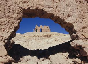 アイト・ベン・ハッドゥのカスバ モロッコの写真素材 [FYI03282187]