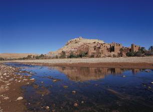 アイト・ベン・ハッドゥのカスバ モロッコの写真素材 [FYI03282199]