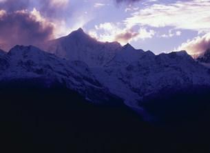 梅里雪山の写真素材 [FYI03283095]