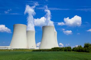 テメリン原子力発電所の写真素材 [FYI03284176]
