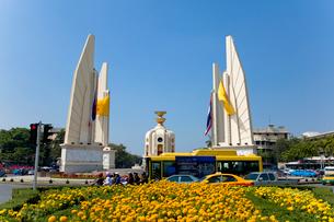 民主記念塔の写真素材 [FYI03284585]