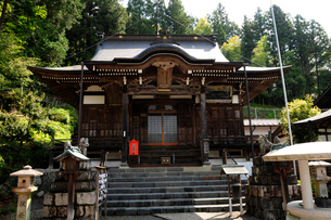 秋葉神社の写真素材 [FYI03285971]