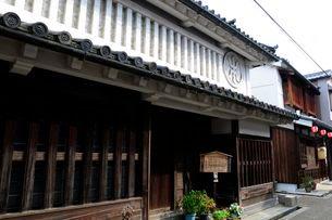 今井町の保存地区風景の写真素材 [FYI03285983]