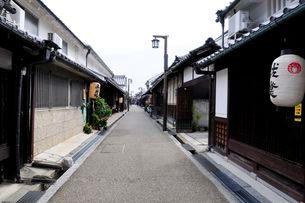 今井町の保存地区風景の写真素材 [FYI03285984]