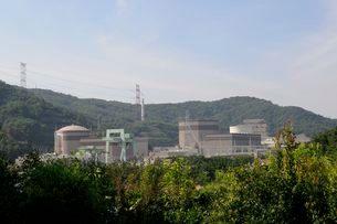 敦賀原子力発電所の写真素材 [FYI03286008]