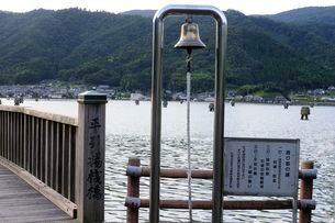舞鶴 平引揚桟橋の風景の写真素材 [FYI03286060]