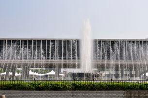 広島平和公園の写真素材 [FYI03286260]