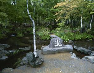 分水嶺公園ひるがの高原高鷲村の写真素材 [FYI03286956]