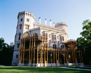 フルボカ城の写真素材 [FYI03287249]