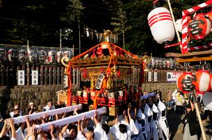 麻賀多神社の例大祭の写真素材 [FYI03288484]