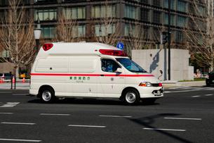 救急車の写真素材 [FYI03288564]