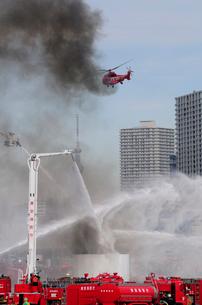 東京消防出初式の写真素材 [FYI03288663]