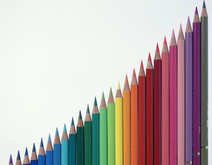 色鉛筆の写真素材 [FYI03290399]