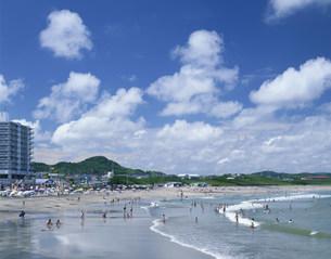 南千倉海水浴場の写真素材 [FYI03290644]