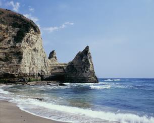 御宿大波月海岸の写真素材 [FYI03290718]