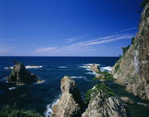 浦富海岸の写真素材 [FYI03290781]
