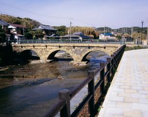 めがね橋の写真素材 [FYI03290845]