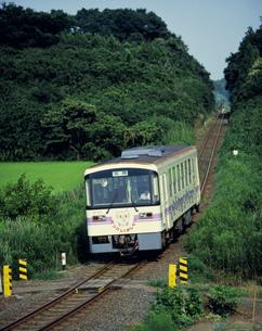 鹿島鉄道の写真素材 [FYI03291334]