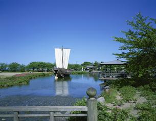 日和山公園 酒田市の写真素材 [FYI03291617]
