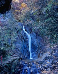 夢想滝(矢祭山)の写真素材 [FYI03292308]