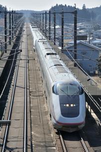 東北新幹線こまちの写真素材 [FYI03292931]