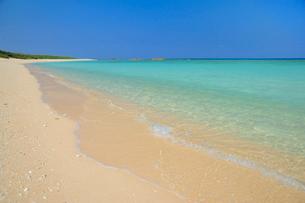 ニシ浜の写真素材 [FYI03293496]